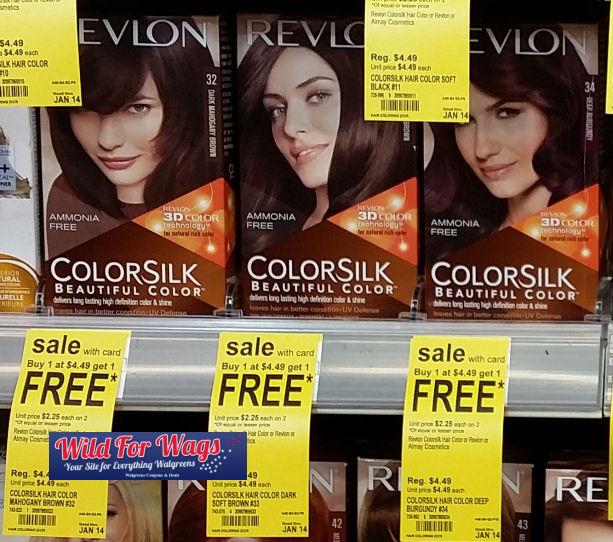 Deals on Revlon Hair Color & Beauty Tools