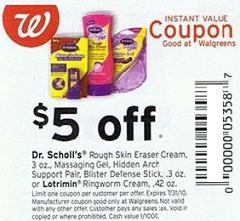 Find the best Dr. Scholl's coupons and printable deals at CouponCabin. Save more and get cash back on Dr. Scholl's insole or orthotic shoe inserts today!
