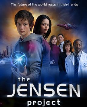פרוייקט הג'נסן - The Jensen Project 2010 [ללא תרגום] DVDRip