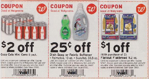 Walgreens coupons code