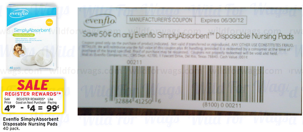 Evenflo coupon code