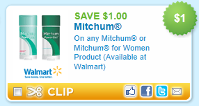 image about Mitchum Printable Coupon called Contemporary Printable Mitchum Coupon