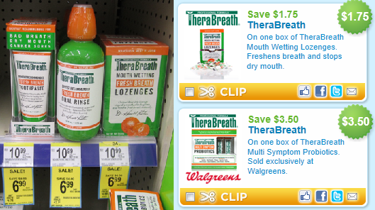 photo regarding Therabreath Coupons Printable identified as TheraBreath Discount codes