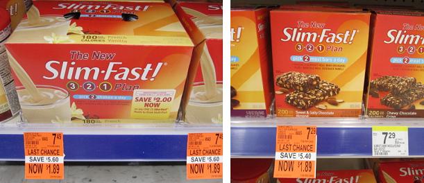 Slim Fast Coupons 2012 Printable