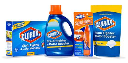 Clorox2 product