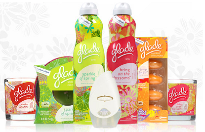 graphic relating to Glade Printable Coupons named Fresh Glade Printable Discount codes!