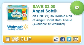 New High Value Angel Soft Coupon