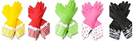 Flirty Gloves