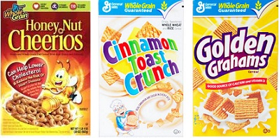 General Mills Kids Cereal Coupon