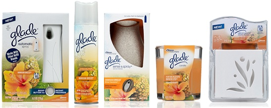Glade Tropical Scents