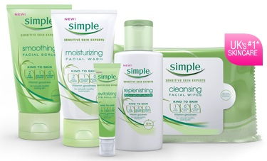 Simple Skincare coupon