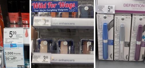 Covergirl deals walgreens