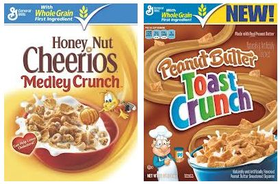image about General Mills Coupons Printable named Contemporary Over-all Mills Cereal Printable Discount codes!
