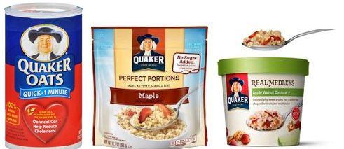 Quaker-Products