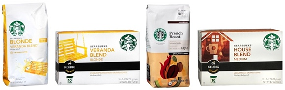 Starbucks Deals at Walgreens