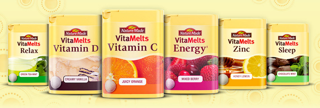 NatureMade VitaMelts