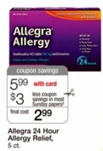 allegra coupons printable 2013