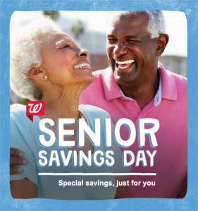 Senior Savings Day