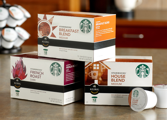 Starbucks K-Cup Packs