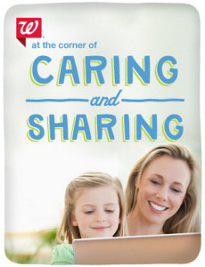 Walgreens Caring and Sharing