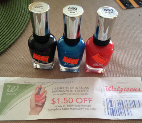 Sally Hansen Complete Salon Manicure (clearance)