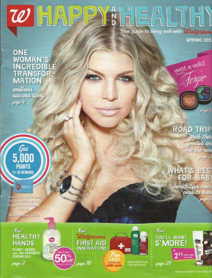 Happy and Healthy Wags Mag Spring 2013