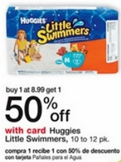 Huggies Little Swimmers Sale (Wags 4-14)
