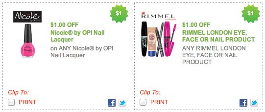new rimmel  opi  fat hair  mccormick  u0026 more