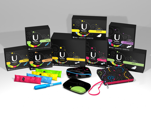 U by Kotex Canada U by Kotex® believes it's your emotion. It's your point of view. It's you. It's not your period. Tell us what defines you.