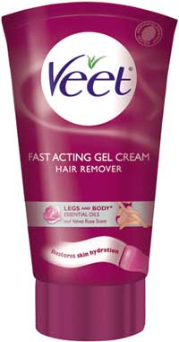Veet Fast Acting Gel Cream