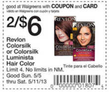 Colorsilk Coupons
