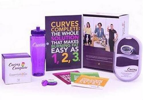Curves Complete Tools4Success Kit