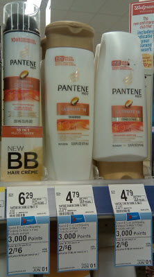 Pantene Hair Monthly Sale (Wags 5-12)