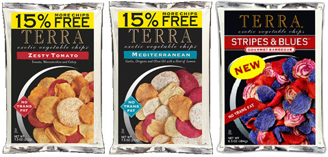 Terra chips coupons 2018