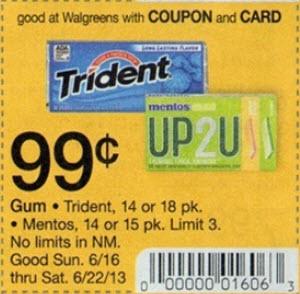 Mentos Gum Sale (Wags 6-16)