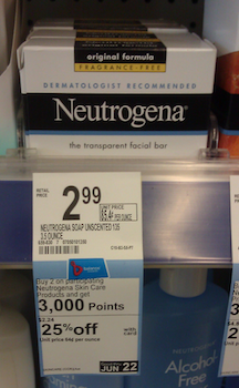 Neutrogena Bar Soap