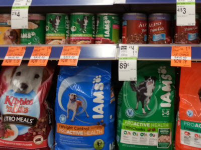 Iams & Alpo Canned Dog Food (Wags Clearance)