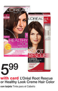 L'Oreal Hair Color Sale (Wags 7-21)