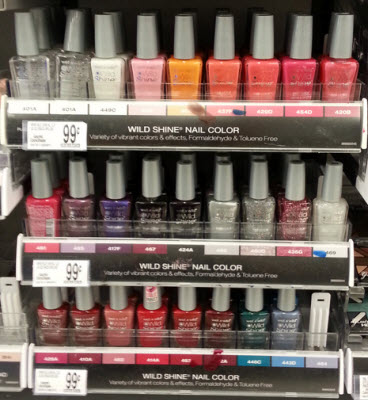 Wet n Wild Nail Polish Sale (Wags 7-28)