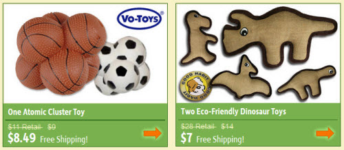 DoggyLoot Doggy Toys