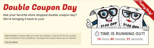 Hopster Double Coupon Day (8-28)
