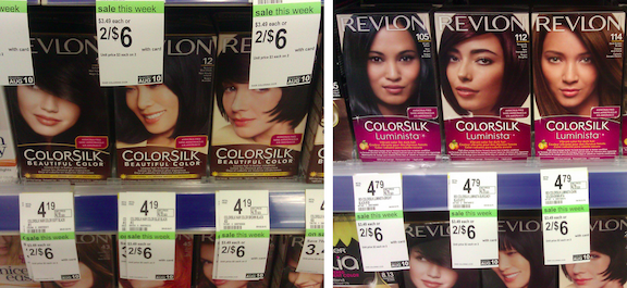 Revlon Colorsilk Coupons