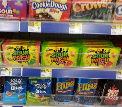 Sour Patch Kids Sale (Wags 8-11)