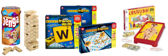 Board Game Coupons