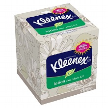 Kleenex Facial Tissue Lotion & Aloe (Wags)