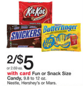 Mars Candy Sale (Wags 9-15)