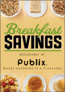 Publix Breakfast Savings Giveaway