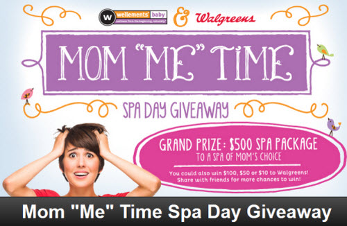 Wellements Baby Spa Day Giveaway