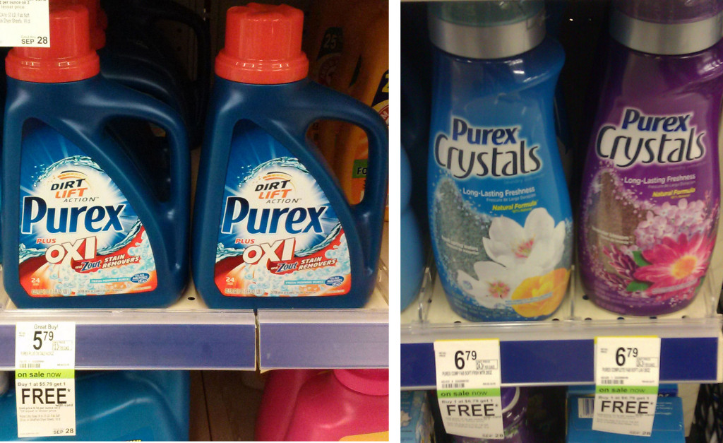 purex crystal liquid