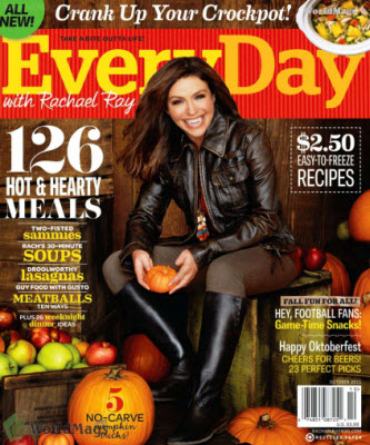 Every Day with Rachael Ray Magazine (Oct2011)
